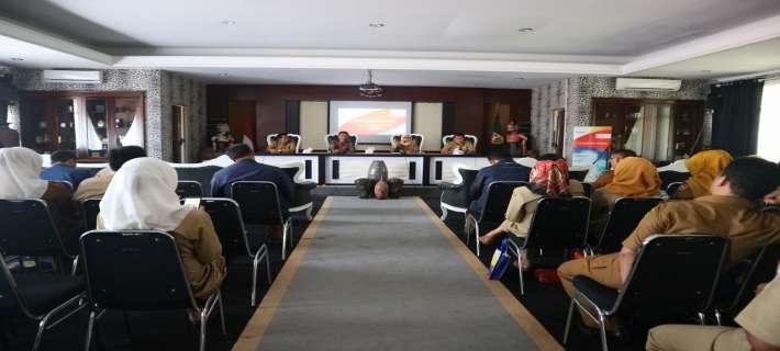 SOSIALISASI TATA KELOLA JARINGAN DAN INTERNET  OLEH PT. INDONESIA COMNETS PLUS (ICON+)