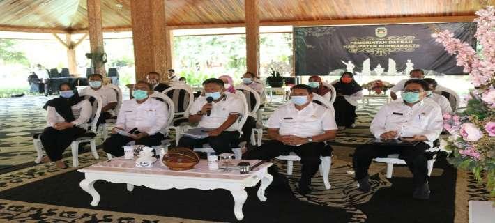 Evaluasi Gerakan 100 Smart City Pemerintah kabupaten Purwakarta